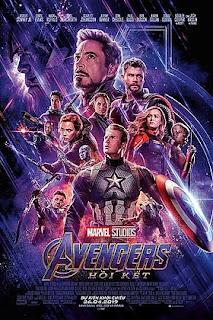 Avengers Hồi Kết - Avengers Endgame (2019)
