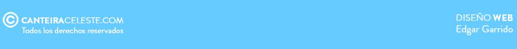 CanteiraCeleste.com - Todos los derechos reservados