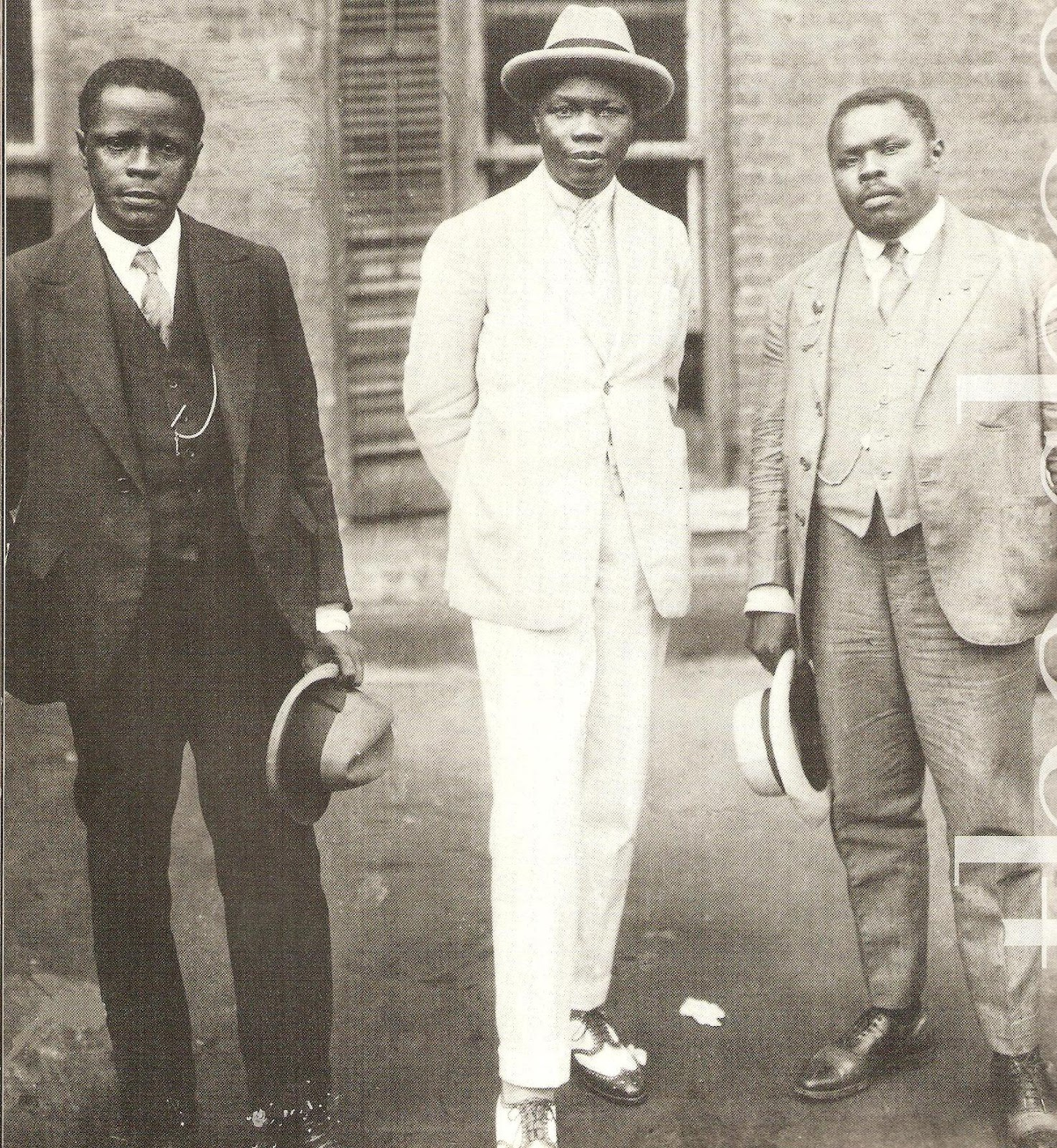 the liberation of the negro race a marcus mosiah garvey biography Marcus garvey biography marcus mosiah garvey was born in st ann's bay the story of marcus garvey and the universal negro improvement association.