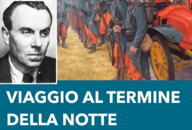 Al CPIA di Ventimiglia una rilettura del capolavoro di Céline