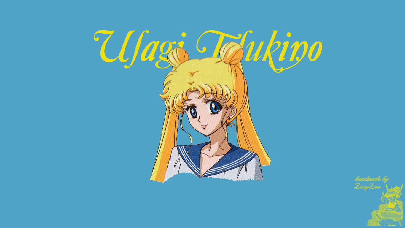 Handmade By Lissy Lou Sailor Moon Crystal Wallpapers Set01