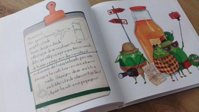 Libros sobre verduras