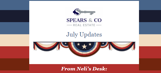 Neli's July News