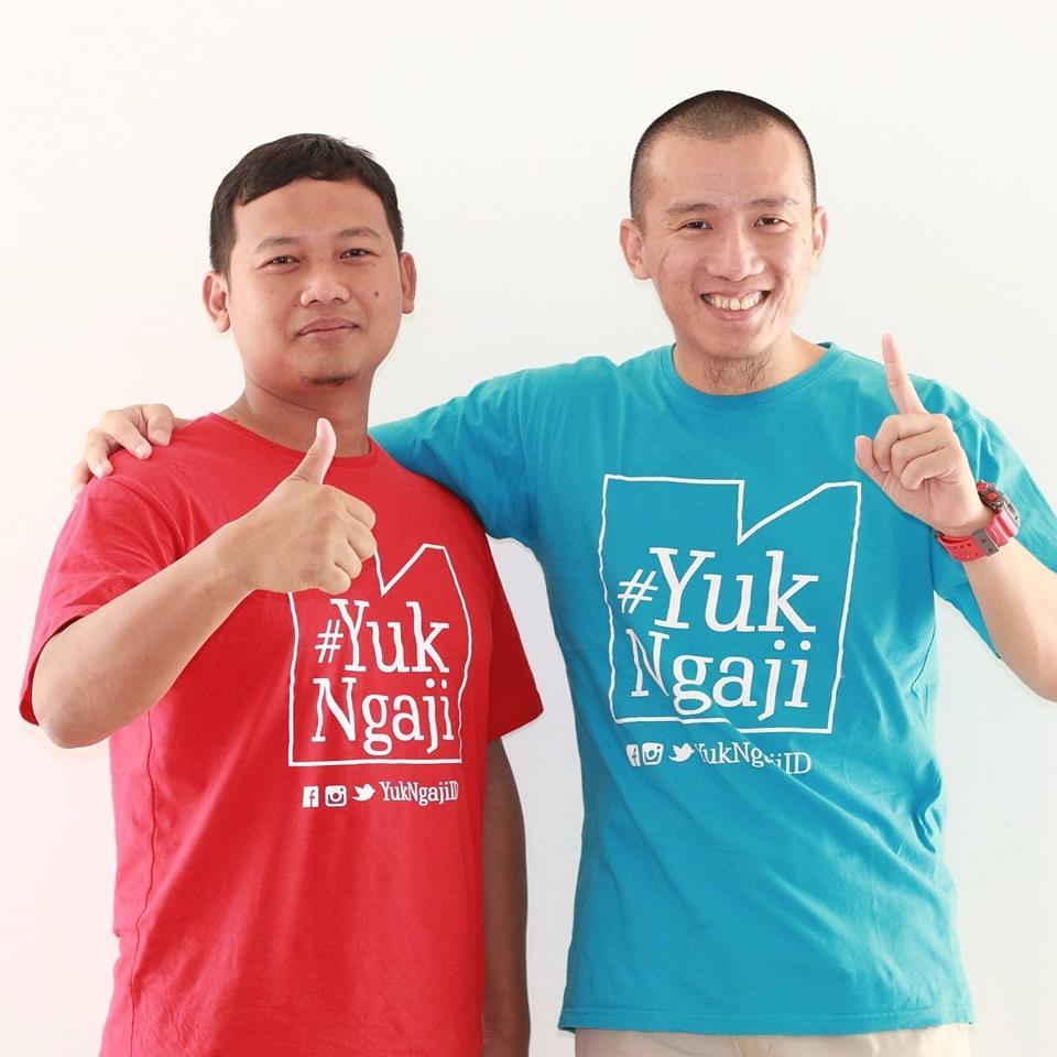 Image result for kaos yuk ngaji