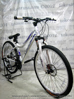 26 Inch Pacific Valentino 21 Speed Mountain Bike