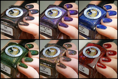 Lemming Lacquer's Halloween Collection: The Vagantem Damnatorum Release