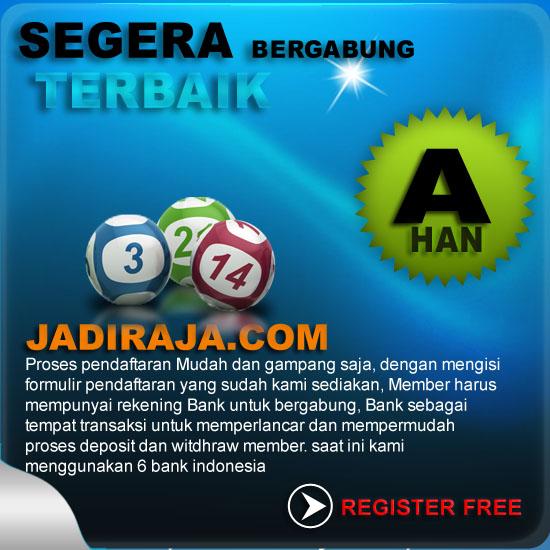 BANDAR TOGEL TERBAIK - jadiraja.com