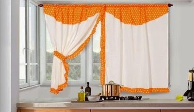 Cortinas decoractual dise o y decoraci n - Disenos de cortinas de tela ...