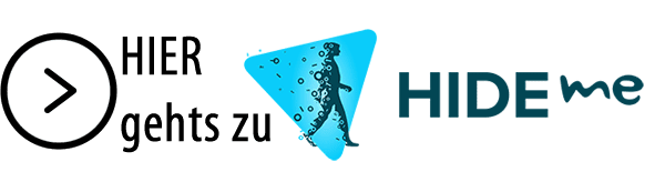 hide.me VPN Webseite LINK