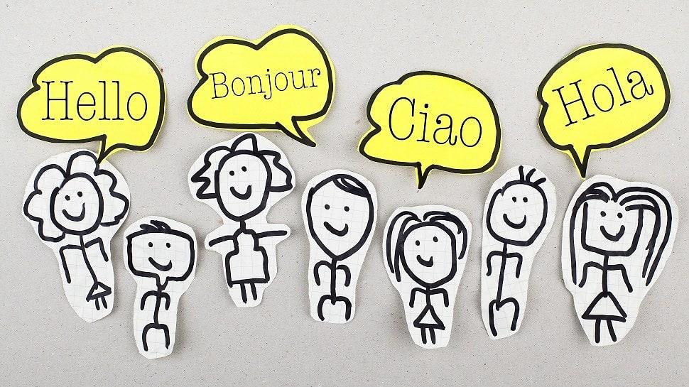 Les avantages de parler une langue étrangère