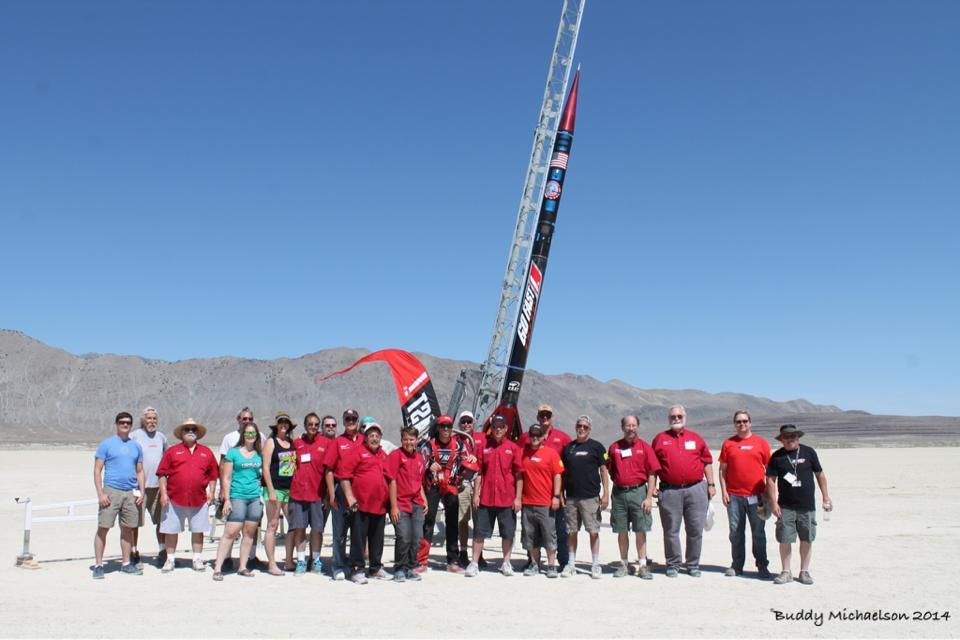 GoFast Rocket alcançou incríveis 72 milhas