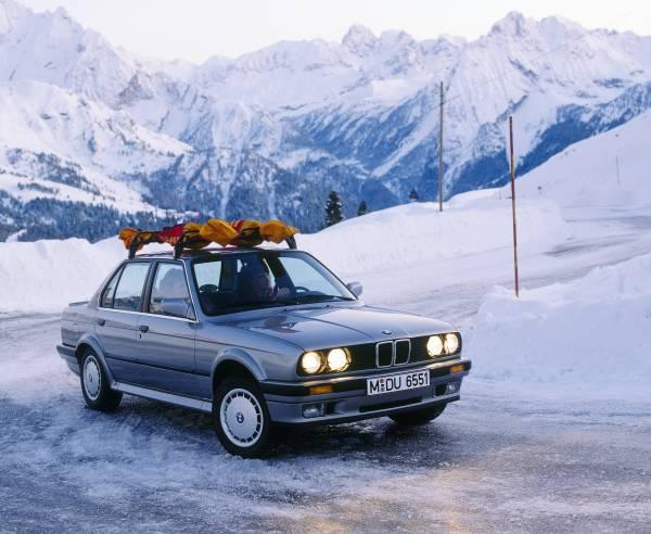 P90200627 lowRes 30 χρόνια απο την πρώτη τετρακίνητη BMW