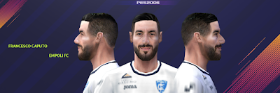 PES 6 Faces Francesco Caputo by Gabo CR Facemaker
