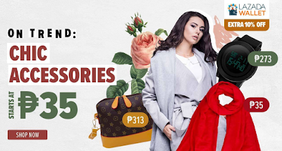 On Trend : Chic Accessories for as low as ₱35
