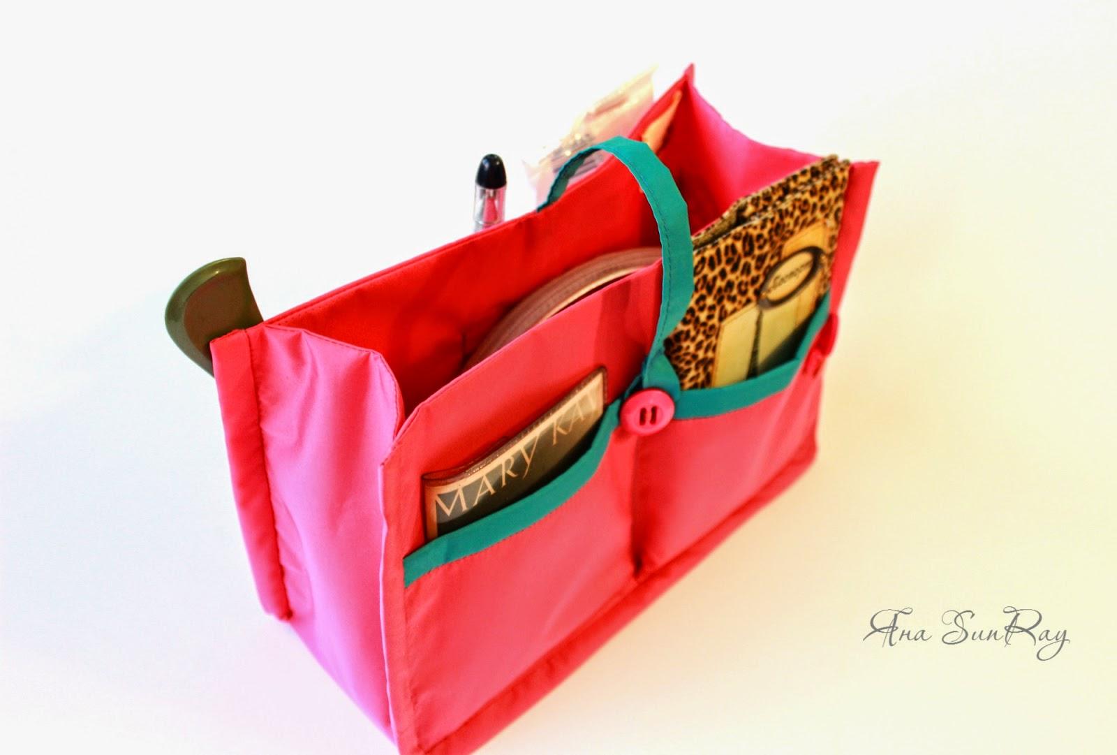 органайзер, тинтамар, хранение мелочей, органайзер для сумки, органайзер для сумочки, удобное хранение,  храним мелочи, женская сумочка, порядок в женской сумочке