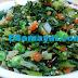 முள்ளங்கி கீரை மசலா செய்முறை / Radish spinach masala recipe !