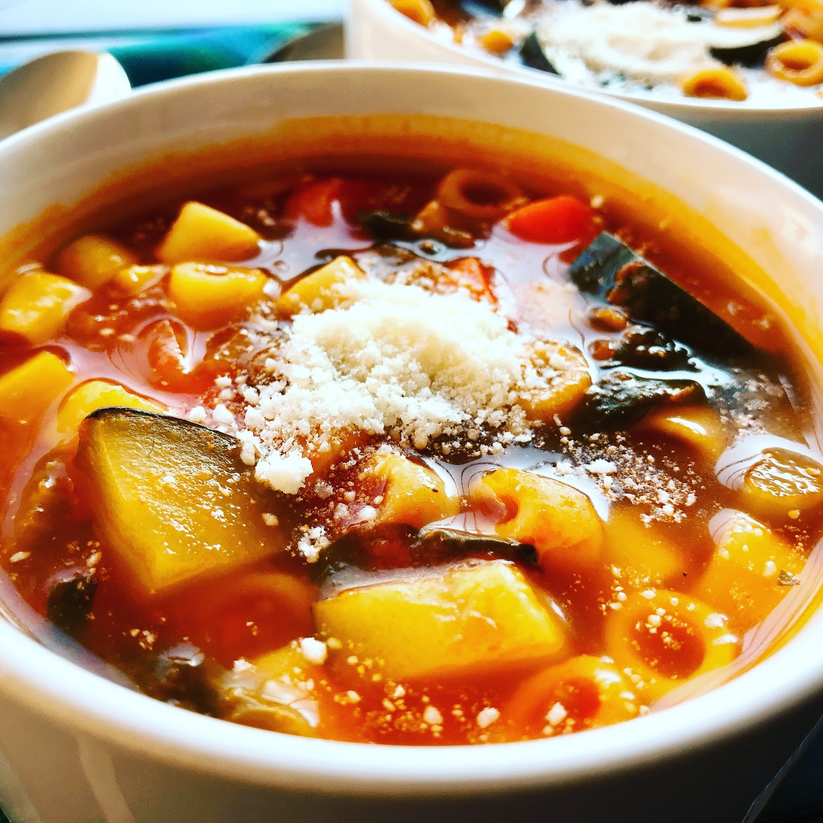 Hearty Vegetarian Vegetable Soup