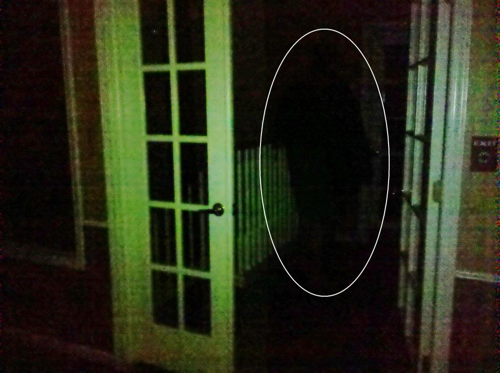 Frank Potterstone's Blog: Shadow People Pictures