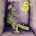 """""""5 ημέρες σιωπής"""", της Ελένης Καζάρα από τις Εκδόσεις Σαΐτα"""