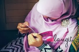 blog muslimah berhijab syari