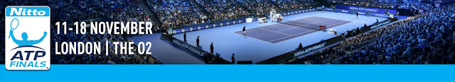 ATP World Tour Finals Nov 11-18
