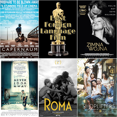 Best Foreign Language Film 2019 Academy Awards