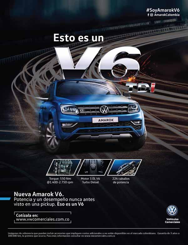 Amarok-V6-Volkswagen-pick-up-potente-mercado-automoviles-autos-carros