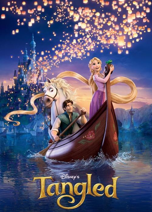 Review Filem : Tangled (2010)