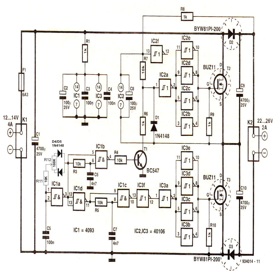 automatic 12v car battery charger circuit diagram 7 way connector wiring charging a laptop from dc