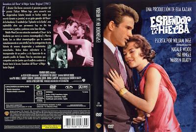 Carátula dvd: Esplendor en la hierba (1961) (Splendor in the Grass)