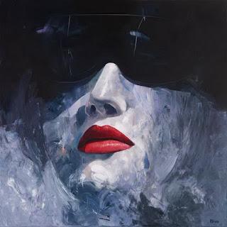 pinturas-modernas-mujeres-labios-rojos
