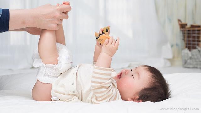 Ruam Popok pada Bayi