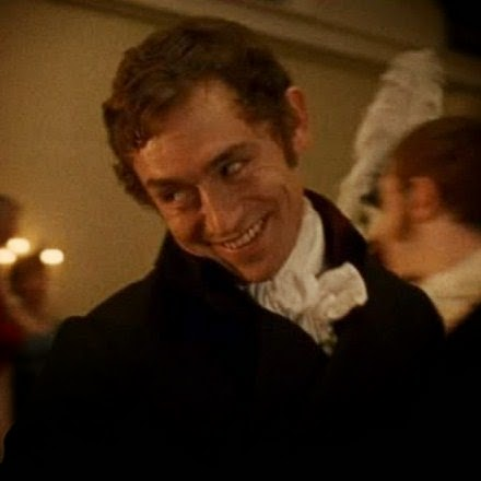 JJ Feild as Henry Tilney, Northanger Abbey One Smirk and we may be rational again