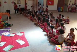 CSJD - Comemora o Dia do Livro Infantil