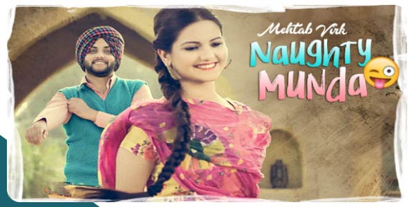 Naughty-Munda-Punjabi-Song