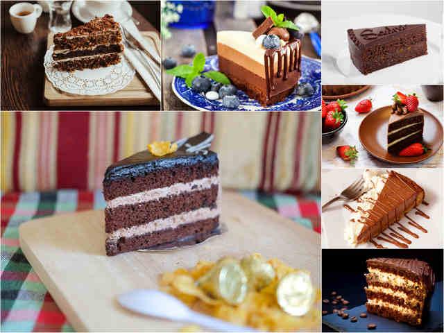 تحميل 7 صور بجودة عالية لكعك الشوكولاته