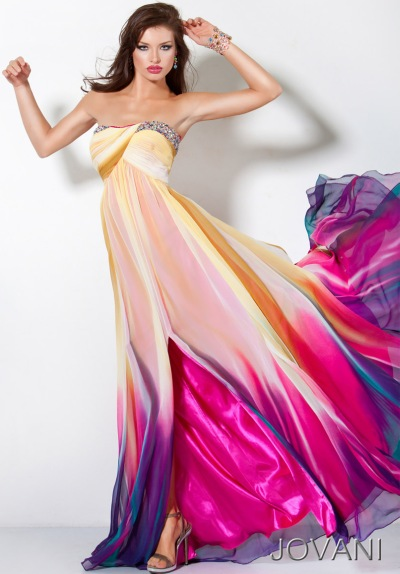6ff165484a4 Prom Dresses by french novelty  French Novelty fashion show!