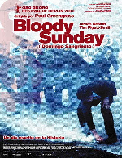 Ver Domingo sangriento (Bloody Sunday) (2002) Online