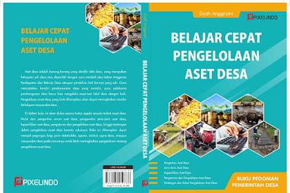 Buku Belajar Cepat Pengelolaan Aset Desa