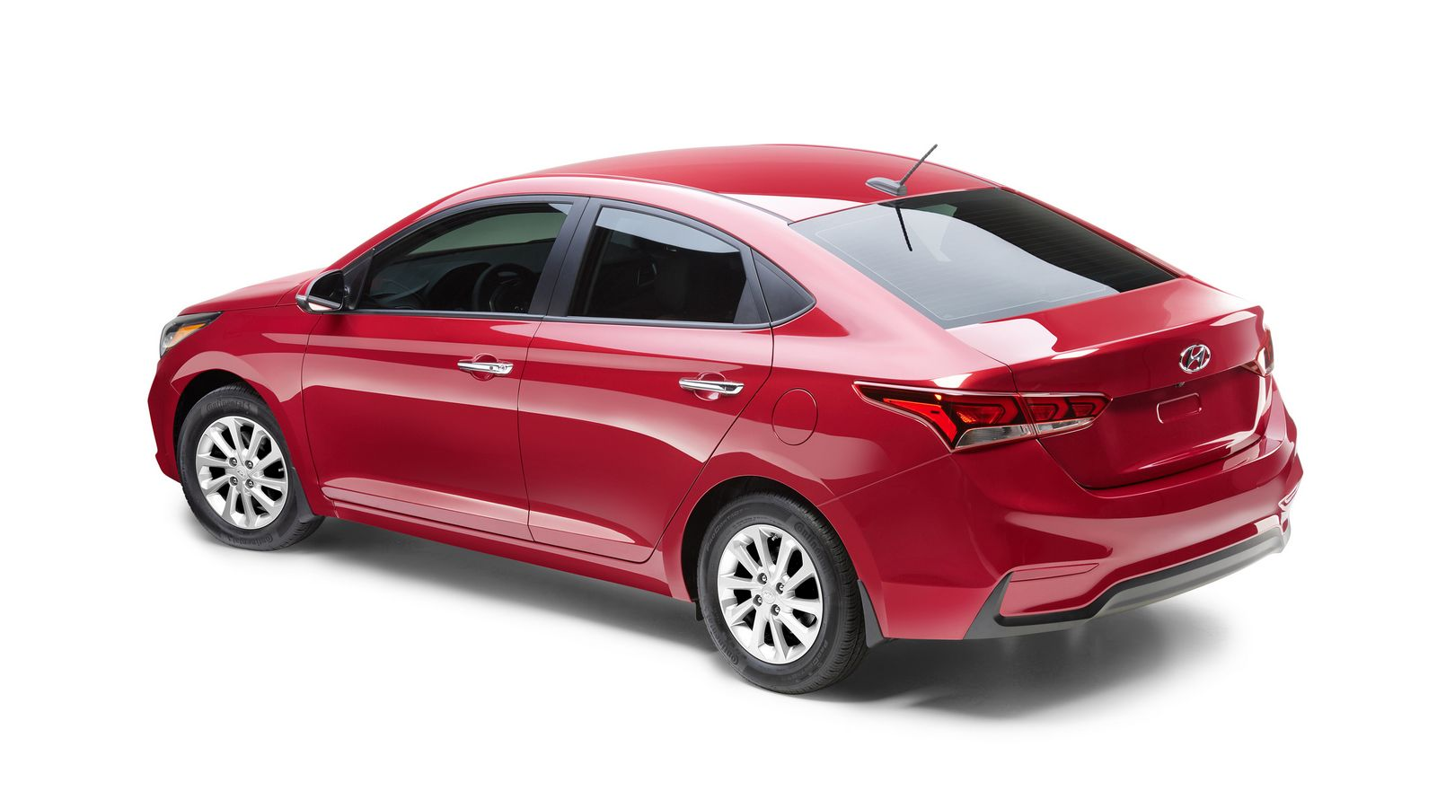 all new 2018 hyundai accent for north america debuts in toronto carscoops. Black Bedroom Furniture Sets. Home Design Ideas