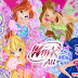Winx Club Butterflix artworks PNG!