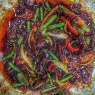 Daging Masak Merah Ala Thai Sedap