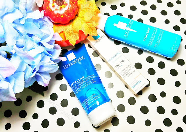 MA BOX PEAU SENSIBLE : Routine visage anti-imperfections, La Roche-Posay.
