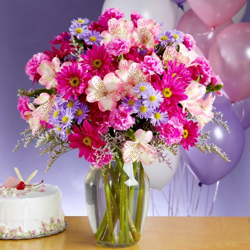 Happy Birthday Flowers Wallpapers Downloads