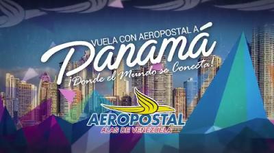 Vuelos Aeropostal Airlines Panamá