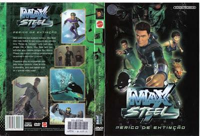 Max Steel Perigo de extinção