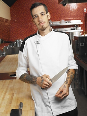 Hell Kitchen Season  Winner