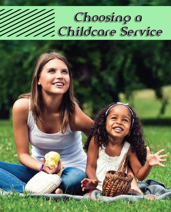 Choosing a Childcare Service