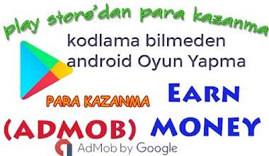 Google play store ile para kazanma