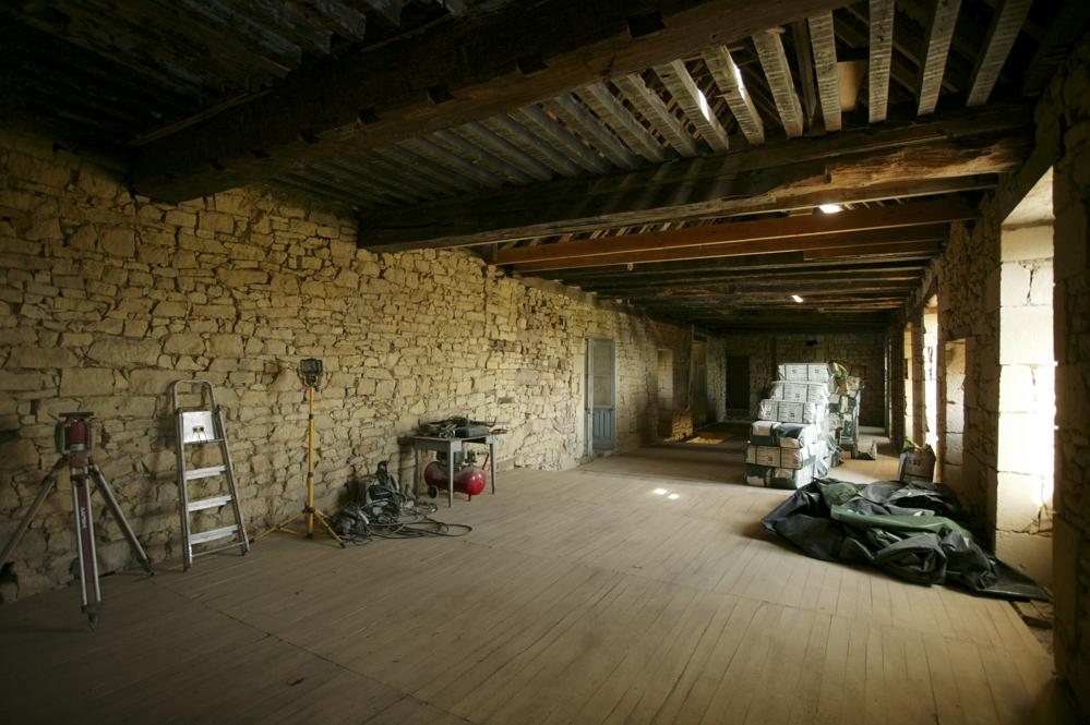 r novation de notre maison en dordogne sabler les pierres pour quoi faire. Black Bedroom Furniture Sets. Home Design Ideas